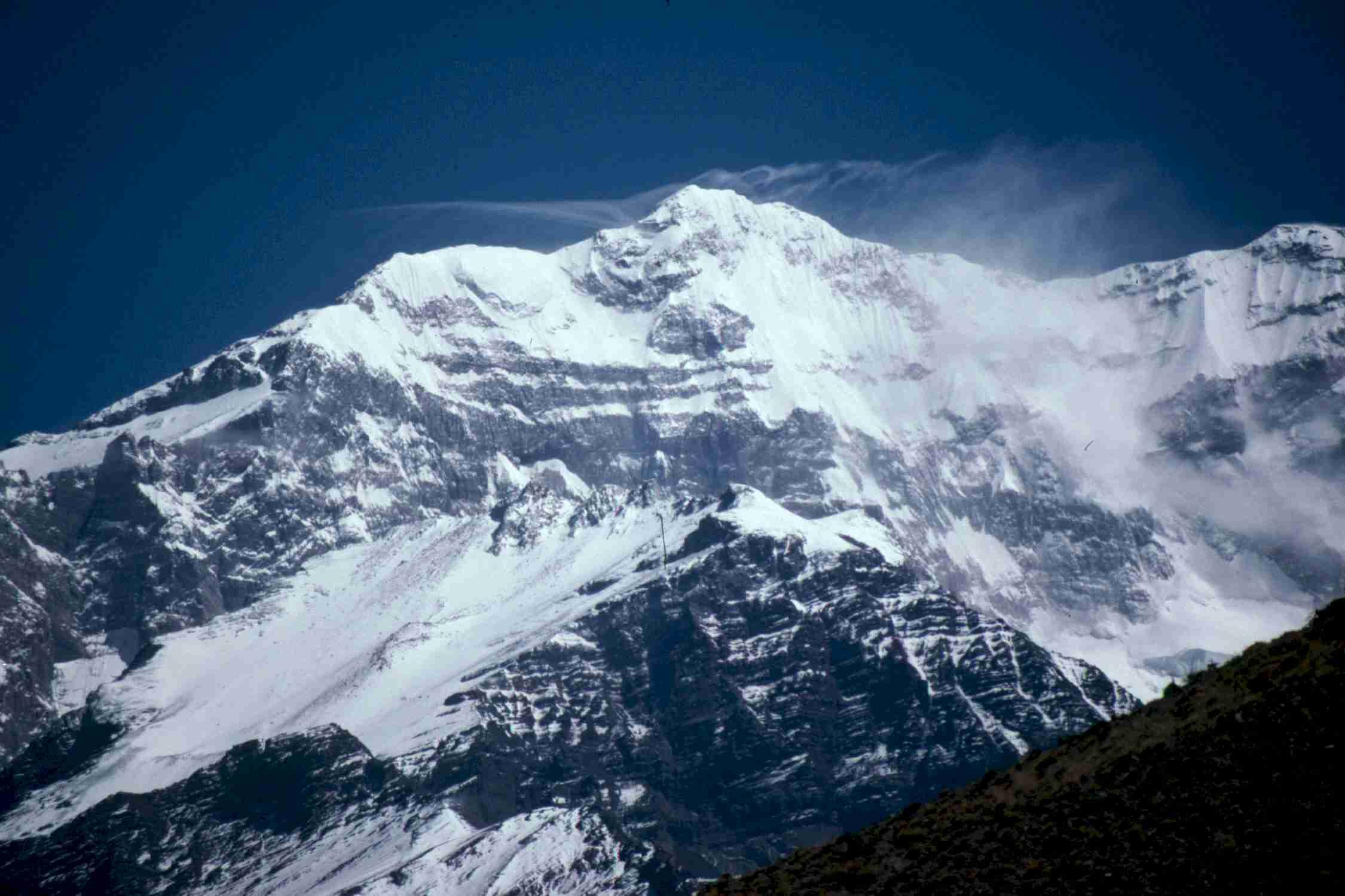 Dünyanın En Büyük 5 Dağı